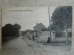 VIRY CHATILLON             RUE FRANCOEUR - Viry-Châtillon