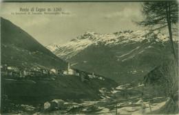 PONTE DI LEGNO ( BRESCIA ) LE FRAZIONI DI ZOANNO PRESCAGLIO E PEZZO - EDIZIONE TRINCA - 1910s (6838) - Brescia