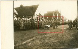Carte Photo Allemande . Vis En Artois . Soldaten.1914-1918 Guerre 14/18 WWI - 1914-18