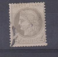 N°52  OBL.  CàD - 1871-1875 Ceres