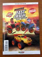 MONSTER FAST CRASH RIVISTA 16 PAGINE - Bambini