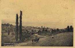 AMPHION-LES-BAINS - Vue Panoramique De La Rive - Other Municipalities
