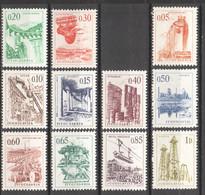 Yugoslavia 1966 Mi 1155-1156 + 1164-1172 MNH - Unused Stamps