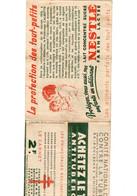 * Livret  Complet  De Timbre Contre La Tuberculose  1918/1934 - Zonder Classificatie