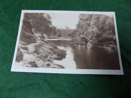 VINTAGE NORTH YORKSHIRE: Burnsall River Walk Sepia RA - Other