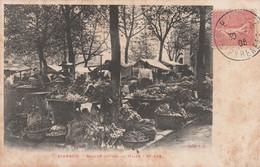 Biarritz- Marché  (Taches Recto Verso ) - Biarritz