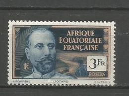 Timbre De Colonie Françaises AEF  Neuf ** N 59 - Ungebraucht