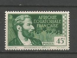 Timbre De Colonie Françaises AEF  Neuf ** N 79 - Ungebraucht