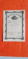 Ecole Joinville Distribution Des Prix 1895 - Diplomas Y Calificaciones Escolares