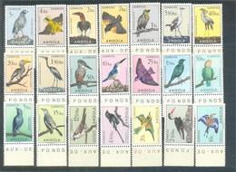 1951 Angola Birds MNH - Angola