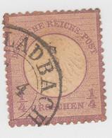 REICH 1/4g MÖNCHENGLADBACH / C6 - Oblitérés