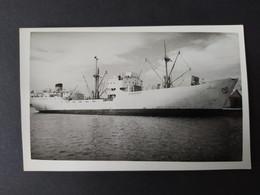 """Carte Photo Bateau - """"Cap Cepet"""" Cargo De Le France Navigation - Comercio"""