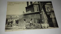 CARTE JEANTES DE PLOMION ECOLE MONUMENT 1922 - Altri Comuni
