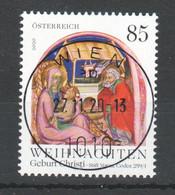 """Österreich: """"Geburt Christi"""" Gestempelt (s.Foto) - 2011-... Gebraucht"""