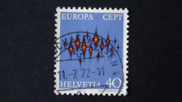 Switzerland - 1972 - Mi:CH 970, Sn:CH 545, Yt:CH 900 O - Look Scan - Usados