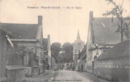 A-20-6874 : FOSSEUX. RUE DE L'EGLISE - Autres Communes