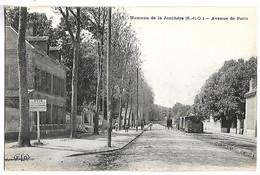 RUEIL MALMAISON - Hameau De La Jonchère - Avenue De Paris - Train - Rueil Malmaison