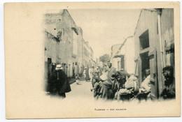 7/ CPA TLEMCEN  Rue Kaldoun - Tlemcen