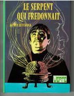 LE SERPENT QUI FREDONNAIT  De ALFRED HITCHCOCK   -  Illustrations De Jacques POIRIER - Biblioteca Verde