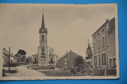 Rienne 1954 , Près De Gedinne:Place De L'église - Gedinne
