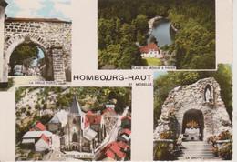 57 - HOMBOURG HAUT - CPM - 4 VUES - Sonstige Gemeinden
