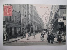 TOUT  PARIS  - RUE  DES  PETITES  ECURIES  AU  FAUBOURG  SAINT-DENIS       ....        TTB - Loten, Series, Verzamelingen