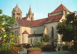 2 AK Germany Baden-Württemberg * St. Stephansmünster In Breisach Am Rhein Erb. Vom 12. Bis 15. Jh. Und D. Hochaltar 1526 - Breisach