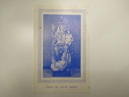 MARIA SS.DELLA SANITA' Campobasso - Devotion Images