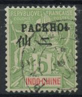 Pakhoi (1903) N 4 (o) - Usati