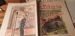 PELERIN 40/GOEBBELS PROPAGANDE/ON NE PASSE PAS/LIGNE MAGINOT /BETON SANG / - 1900 - 1949