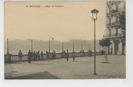 AFRIQUE - ALGERIE - BOUGIE - Place De Gueydon - Bejaia (Bougie)