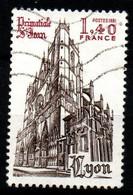 France 1981  YT 2132 Cathédrale Saint Jean Lyon Primatiale Des Gaules Monuments - Non Classés