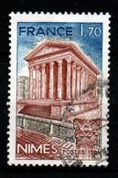 France 1981  YT 2133  Nîmes La Maison Carrée  Monument Architecture - Non Classés