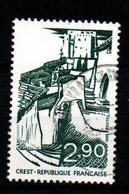 France 1981  YT 2163  Crest  Drome - Non Classés