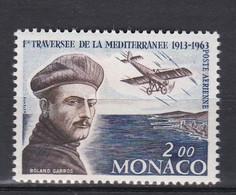 MONACO TIMBRES POSTE AERIENNE  N° 81 * PM - Postage Due