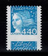 Variete - Piquage Très à Cheval Sur YV 3095 N** , Marianne De Luquet - Abarten: 1990-99 Ungebraucht