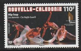 Nouvelle Calédonie - N°1030 ** (2007) Danse - Unused Stamps