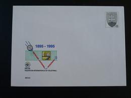 Entier Postal Stationery Volleyball Slovaquie Slovakia 1995 (ex 1) - Voleibol