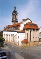 2 AK Germany / Thüringen * Die Georgenkirche In Eisenach Mit Der Kanzel Und Dem Reformations-Doppelgemälde Von 1617/18 - Eisenach