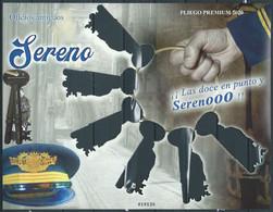 ESPAGNE SPANIEN SPAIN ESPAÑA  2020 OLD TRADES: SERENO OFICIOS ANTIGUOS MNH  ED 5449 MI 5491 YT 5191 - 2011-... Unused Stamps