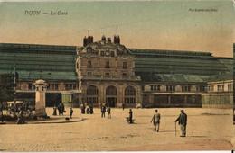 21 - DIJON - LA GARE - Dijon