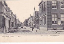 Zevenbergen Molenstraat  Briefkaart - Zevenbergen