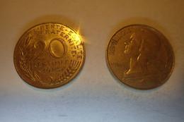 Monnaie France, 20 Cts Marianne1983 SUP - E. 20 Centimes