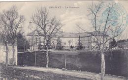 CPA 46 @ GRAMAT - Le Couvent En 1919 - CACHET - Gramat