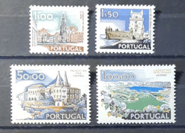 Portugal - 1972 - MNH As Scan- Landscapes And  Monuments - 1st Group - 4 Stamps - Nuevos