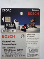 FRANCE PRIVEE EN1131 BOSCH CPOAC  50U UT - 50 Einheiten