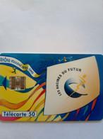 FRANCE PRIVEE EN1154 RHONE POULENC   50U UT - 50 Einheiten