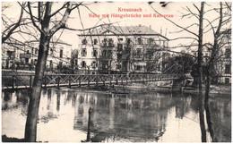 KREUZNACH - Nahe Mit Hängebrücke Und Kaiserau - Sonstige