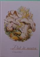 Petit Calendrier De Poche Humoristique 2007 Champignon Humanisé Pied De Mouton - Klein Formaat: 2001-...