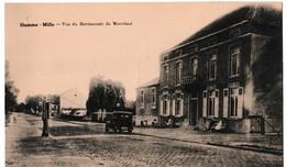 Hamme-Mille - Vue Du Restaurant De Meerdael - Beauvechain